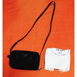 PRADA - 本物プラダPRADAショルダーバッグ☆保存袋付き