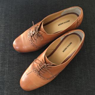 ローファー パンプス 25.5cm(ローファー/革靴)