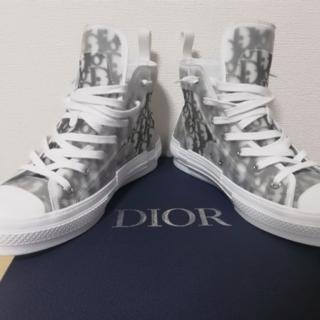 ディオール(Dior)のDior ハイカットスニーカー(スニーカー)
