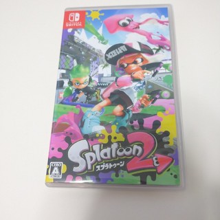 Nintendo Switch - Splatoon 2 スプラトゥーン2