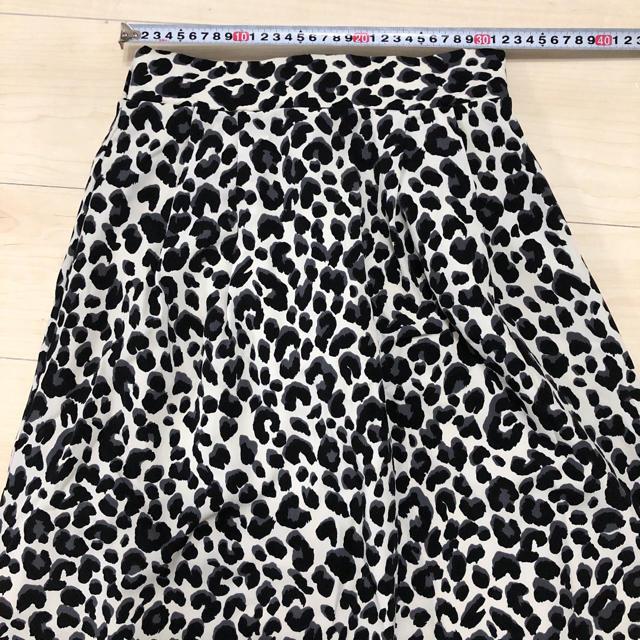 しまむら(シマムラ)のフレア膝丈スカート レディースのスカート(ひざ丈スカート)の商品写真