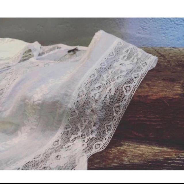 Fabiane Roux(ファビアンルー)のnowos ブラウス レディースのトップス(シャツ/ブラウス(半袖/袖なし))の商品写真