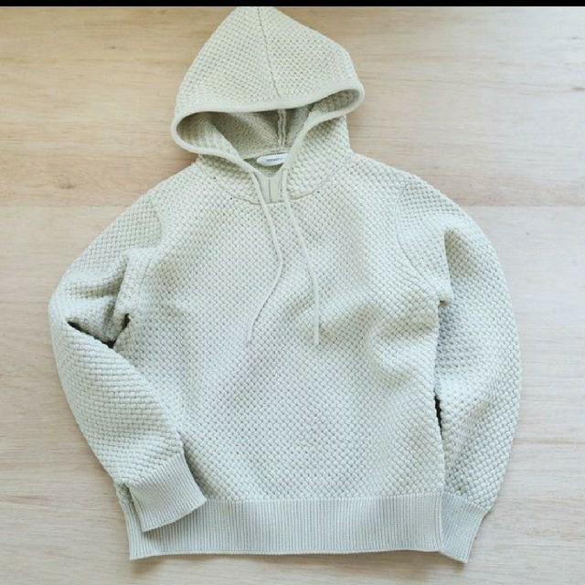 TODAYFUL(トゥデイフル)のトゥデイフル Bascket Knit Parka レディースのトップス(ニット/セーター)の商品写真