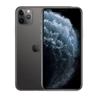 NTTdocomo - 新品ー未開封 iPhone 11 pro max 256 gb GRAY