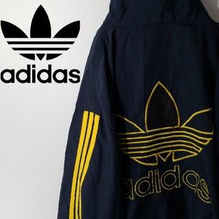 adidas - 古着 90S アディダス ナイロンジャケット オーバーサイズ