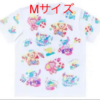 Disney - ディズニー ダッフィー サニーファン Tシャツ m サイズ シェリーメイ