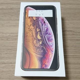 iPhone - 【au】新品未使用 iPhoneXS 512GB ゴールド