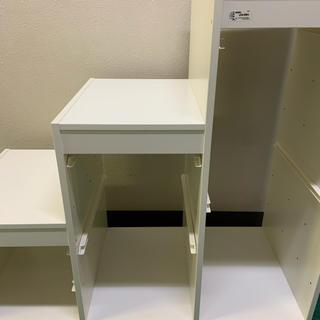 IKEA - IKEA TROFAST トロファスト 白 ※収納ボックスなし
