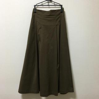 N.Natural beauty basic - 膝下丈 フレアスカート