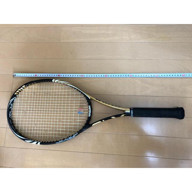 wilson(ウィルソン)のテニスラケット ウィルソン スポーツ/アウトドアのテニス(ラケット)の商品写真