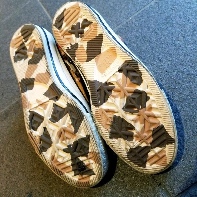 CONVERSE(コンバース)の希少 GREMLINS グレムリン 24cm コンバース ハイカット スニーカー レディースの靴/シューズ(スニーカー)の商品写真