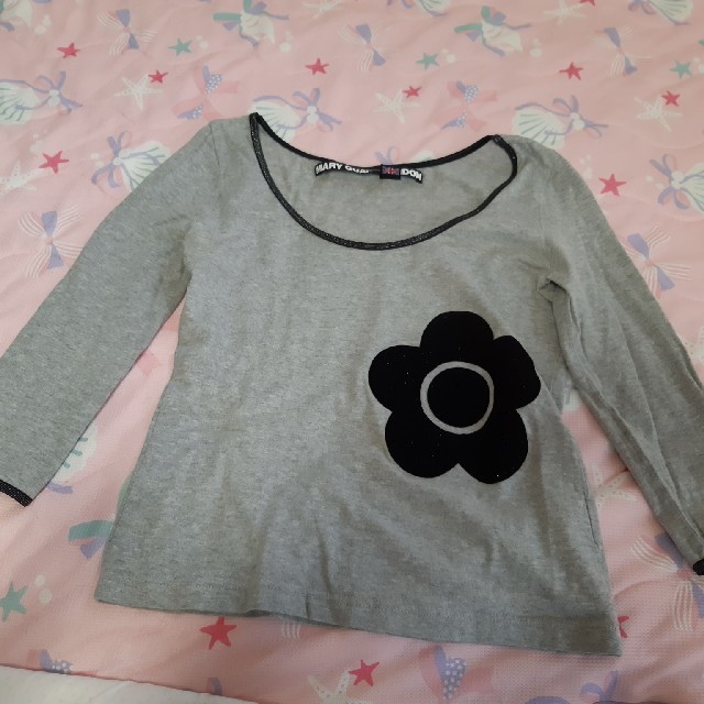 MARY QUANT(マリークワント)のマリクワTシャツ レディースのトップス(Tシャツ(長袖/七分))の商品写真