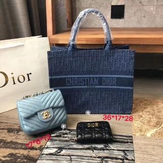 Dior - Dior  トートバック3点セット
