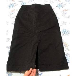 RayCassin - スカート ブラック レイカズン