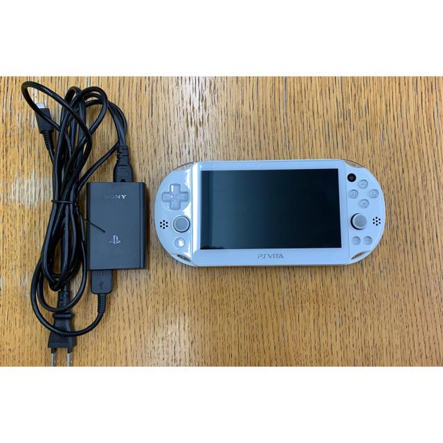 PlayStation Vita(プレイステーションヴィータ)のPS VITA エンタメ/ホビーのゲームソフト/ゲーム機本体(携帯用ゲーム機本体)の商品写真