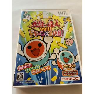Wii - 太鼓の達人Wii ドドーンと2代目! ソフト単品版