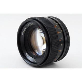 京セラ - ★明るい単焦点★コンタックス Planar 50mm F1.4 AEJ