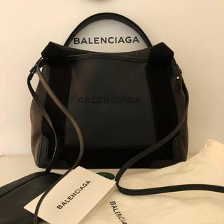 Balenciaga - BALENCIAGA/NAVY CABAS/xs