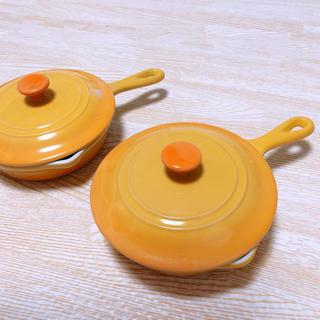 ルクルーゼ(LE CREUSET)のD&S ココットセット 小鉢 お皿(食器)