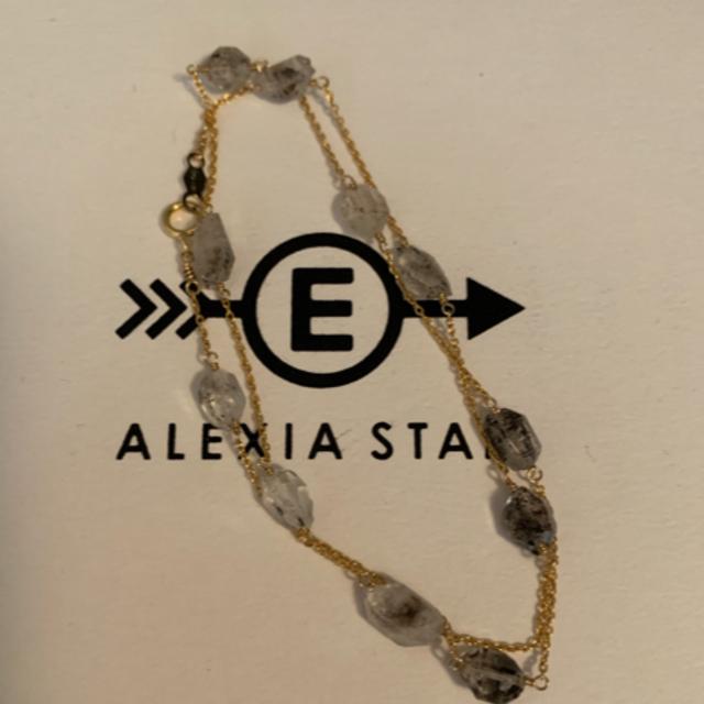 ALEXIA STAM(アリシアスタン)のアリシアスタンネックレス❣️ レディースのアクセサリー(ネックレス)の商品写真