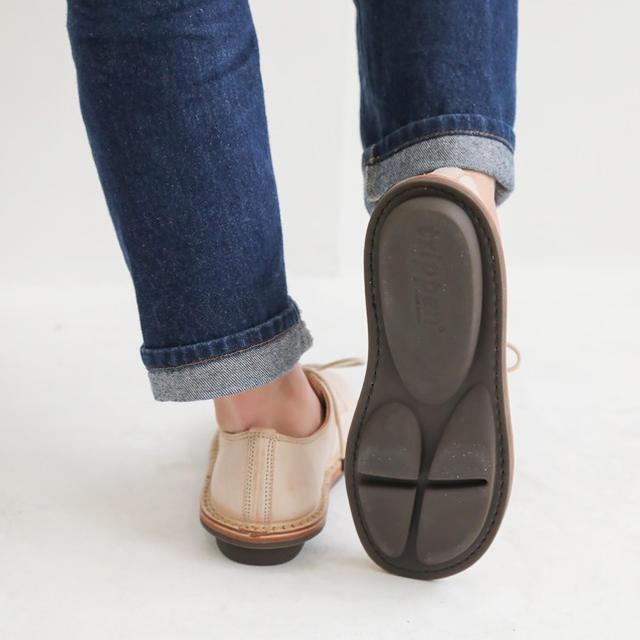 trippen(トリッペン)の【新品】Sprint mud(37) レディースの靴/シューズ(ローファー/革靴)の商品写真