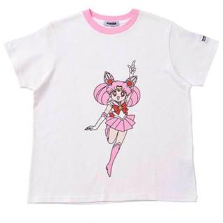 プニュズ(PUNYUS)のpunyus ちびうさTシャツ(Tシャツ(半袖/袖なし))
