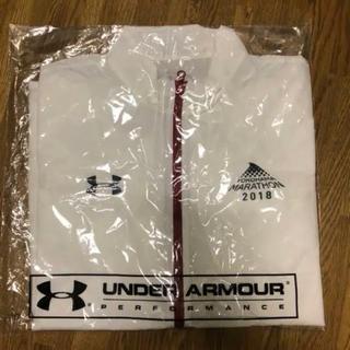 アンダーアーマー(UNDER ARMOUR)のUNDER ARMOUR 横浜マラソン2018スタッフウインドブレーカー(ウェア)