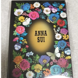 ANNA SUI - ANNA SUI  ブック型  ふせん