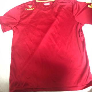 ヒュンメル(hummel)のhummel Tシャツ(Tシャツ(半袖/袖なし))