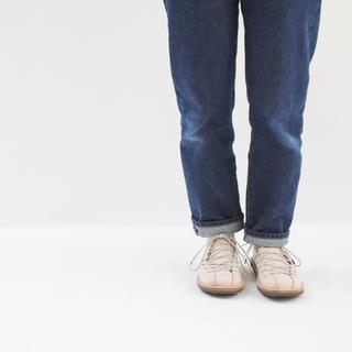 トリッペン(trippen)の【新品】Tyler mud(36)(ローファー/革靴)