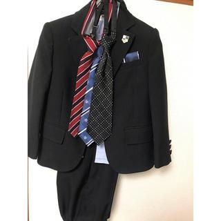 ヒロミチナカノ(HIROMICHI NAKANO)の七五三 入学式 卒園式 スーツ 男の子 ヒロミチナカノ 110cm(ドレス/フォーマル)