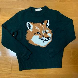 MAISON KITSUNE' - メゾンキツネ  セーター