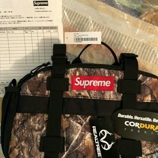 Supreme - supreme waist bag camo