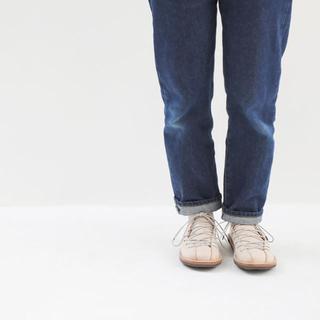 トリッペン(trippen)の【新品】Tyler mud(37)(ローファー/革靴)