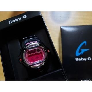 ベビージー(Baby-G)の【専用】CASIO Baby-G  BG-169R-1BDR【10月で出品終了】(腕時計(デジタル))