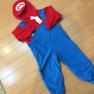 ニンテンドウ(任天堂)の専用です♡ハロウィン 仮装 マリオ 110 コスプレ(衣装一式)