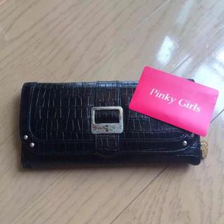 ピンキーガールズ(PinkyGirls)のピンキーガールズ 長財布(財布)