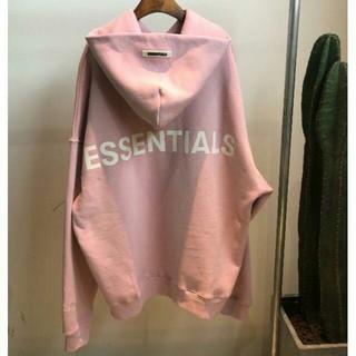 FEAR OF GOD - essentials hoodieパーカー