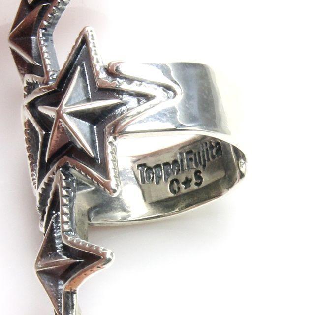 コディサンダーソン カルテット スター リング 星 CODY SANDERSON メンズのアクセサリー(リング(指輪))の商品写真