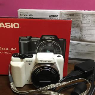 CASIO - EX-H60 カシオ デジタルカメラ CASIO