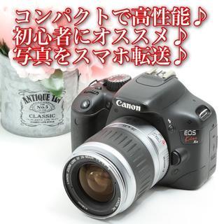Canon - ★初心者オススメ★写真をスマホ転送★キャノン EOS kiss X4