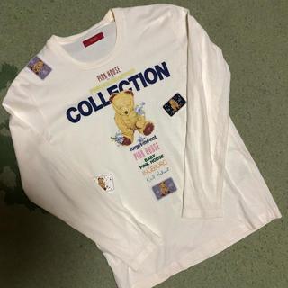 PINK HOUSE - ピンクハウス 熊の長袖Tシャツ