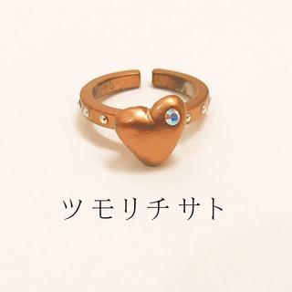 ツモリチサト(TSUMORI CHISATO)のツモリチサト*指輪(リング(指輪))
