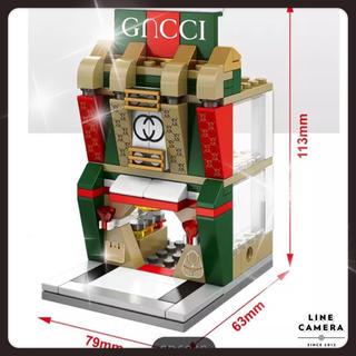 Lego - お値下中残りわずか【海外限定‼︎】大人気☆ショップ風ナノブロック☆ LEGO互換
