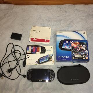 PlayStation Vita - PSvita 8GB   ソロモンの偽証 ダウロード済
