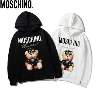 MOSCHINO - [2枚10000円送料込み]MOSCHINO モスキーノパーカー長袖