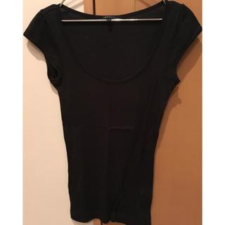 セオリー(theory)のTheory セオリー ブラック(Tシャツ(半袖/袖なし))