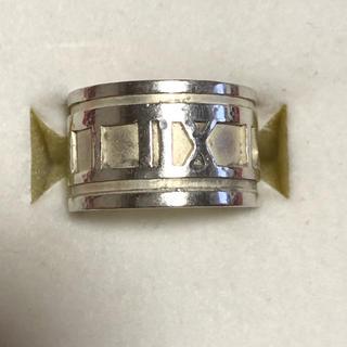 ティファニー(Tiffany & Co.)のティファニー TIFFANY アトラス  リング 11号 シルバー(リング(指輪))