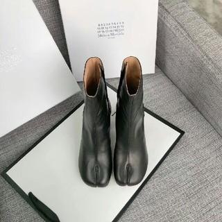 マルタンマルジェラ(Maison Martin Margiela)のマルジェラ 足袋 ブーツ 37(ブーツ)