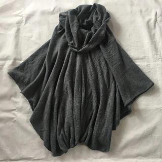FRAMeWORK - CHARI フレームワーク ポンチョ セーター